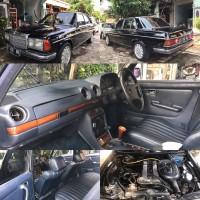 Mercy Tiger 280E Mercedes Benz W123 280E (Injeksi) '84 Balck on Blue