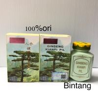 Ginseng Kianpi pil new / kianpi ginseng wisdom new