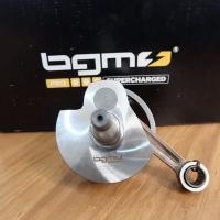 BGM Pro Touring Crankshaft stroke 57mm(forged flow shaft)PX200