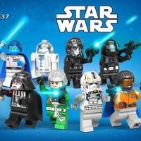 SY 637 Minifigures Star Wars Seri Darth Vader