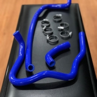 BGM Silicon Hose Liquid Coolant Blue (GTS with LC)