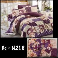 Promo Bed cover set King / queen size Termurah Grosir dan eceran