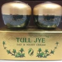 Tull jye day & night cream/tull jye hijau original ...