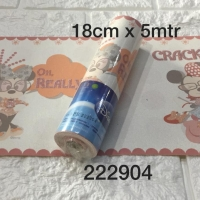 Harga wallpaper dinding border list motif mickey mouse minimouse orange | antitipu.com