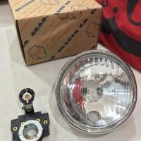 SIEM Headlight Vespa VBB(Made In Italy)