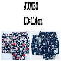 JUMBO/pajamas dewasa/celana panjang tgn pendek/dora,panda LD=114 328