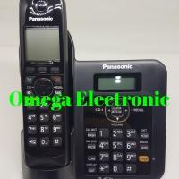Panasonic Telpon KX-TG3811 Telepon Cordless Tanpa Kabel Wireless