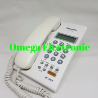 Panasonic KX-T7705 - Telepon Rumah Kantor Single Line Telpon Speaker