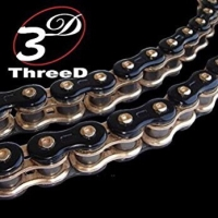 3D Premium Ek Chain - QX2 Ring
