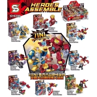 SY 6399 Minifigures Marvel Avengers End Games