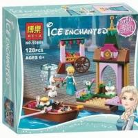 Bela 10889 Frozen Princess Elsa Market Adventure