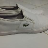 Preloved Sepatu Lacoste Original
