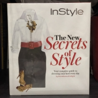 InStyle - The New Secrets of Style (Fashion Guide Book)