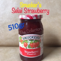 510gr Smuckers Strawberry Jam Selai Stroberi Smucker's selei
