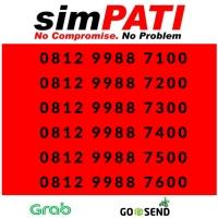 Nomor Cantik Simpati Kartu Perdana Telkomsel seri Ratusan Ribuan
