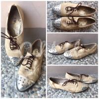 Preloved Sepatu XML Khaki