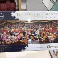 Puzzle panoramic disney clementoni