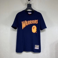 BAPE X MITCHELL & NESS Warriors Tee Limited