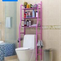 HB901 rak toilet organizer wc kloset tissue serbaguna