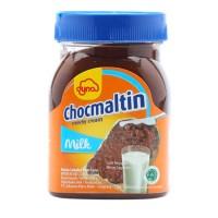 Dyna Chocmaltin Selai Coklat Crunchy Milky