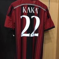 Jerseys AC Milan KAKA 2014/15 adizero size L BNWT