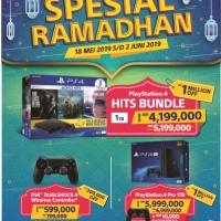 PS4 Slim 1TB Hits Bundle CUH 2218B SEAL SONY Garansi Resmi Sony IDN