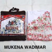 Mukena Wanita Bordir 2 Susun - Bahan High Quality