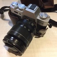 Fujifilm X-T10 Kamera Preloved Kit Lensa 18-55