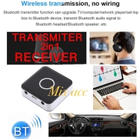 BYL-1815 2 in 1 Audio Wireless Bluetooth Transmitter & Receiver Audio