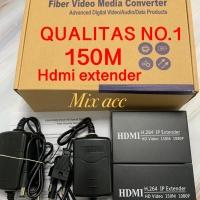 HDMI Extender 150M fiber video media converter Hdmi 150 m 1080P