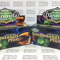 Teh Herbal -Darussyifa- Songgolangit Plus