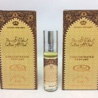 al Rehab Sultan al Oud original 6 ml