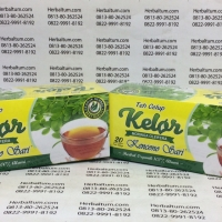 Teh Kelor isi 20 - Teh Celup Kelor Kencono Sari
