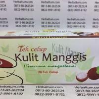 Teh Celup Kulit Manggis -Syirkahherba