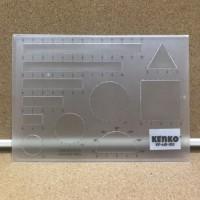 Kenko Model Ruler - Elsoon