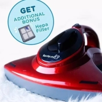 Vacuum Cleaner / Penyedot Debu dan Tungau KURUMI