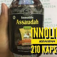 Habbatussauda Innolife Assaudah 225 Kapsul habbatusauda Cair Minyak