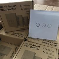 Saklar lampu wifi armor 3 gang