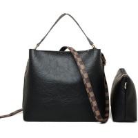 tas sandang shoulder bag hitam ada talpan selempang besar wanita murah