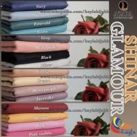 Hijab Segiempat Shinar Glamour Glitter Premium Quality