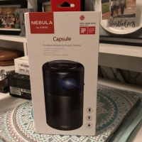 Anker Nebula Capsule Portable Projector Special Edition