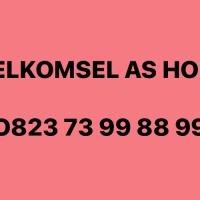 Nomor Cantik Telkomsel AS HOKI 0823 73 99 88 99