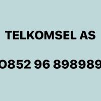 Nomor Cantik Telkomsel AS HOKI 0852 96 898989