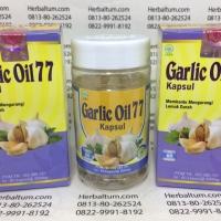 MURAH GARLIC OIL 77 isi 60 | Kapsul Garlic