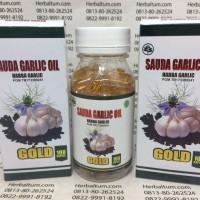 Habbagarlic | Habatussauda + Garlic | Izin BPOM ASLI | Herbal | Sehat