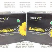 Sabun Propolis Marva - Sabun Wajah - Sabun Herbal