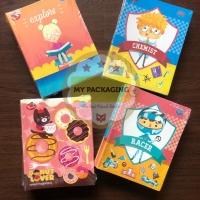 Buku Tulis SIDU Sinar Dunia 100 lembar harga per pack isi 5 buku