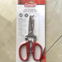 Coleman scissors multitool, gunting multitool