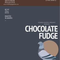 CHOCOLATE FUDGE (Uganda Bugisu Organic Washed)