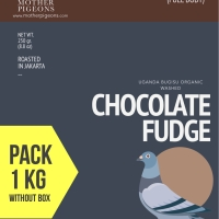 CHOCOLATE FUDGE (Uganda Bugisu Organic Washed) 1 Kg Pack!